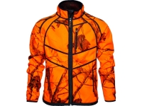Seeland Kraft Reversible Fleecejacke - Realtree APB/Soil Brown