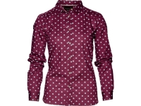 Seeland Erin Lady Bluse - Chocolate Tile