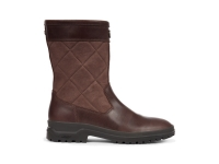 Le Chameau Jameson Quilted Mid Damenstiefel - Caramel