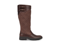 Le Chameau Jameson Quilted Damenstiefel - Caramel
