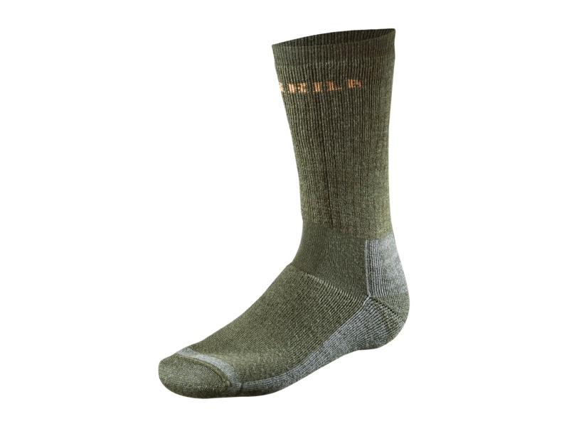 Härkila Pro Hunter Socken kurz - Dark green