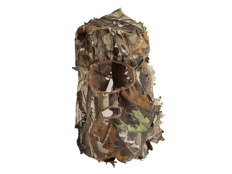 Swedteam Maske Leaf Camo WOOD