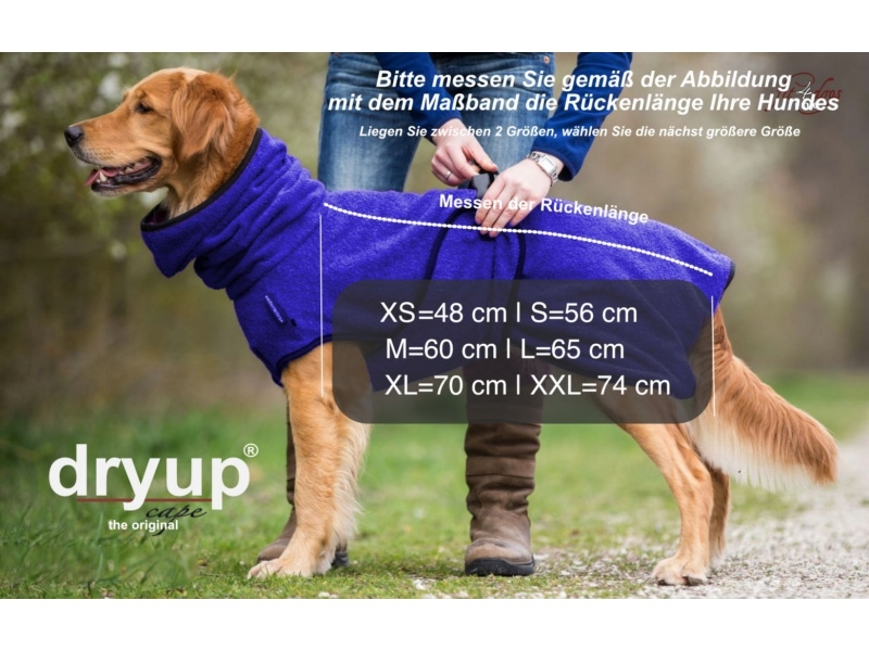 Actionfactory Dryup Cape Edition Blueberry