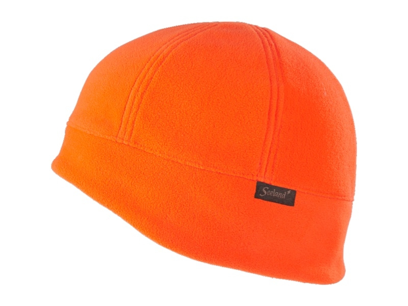 Seeland Conley Fleece beanie Mütze - Orange
