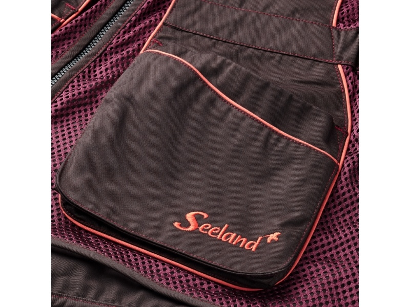 Seeland Skeet Lady West - Black Bean